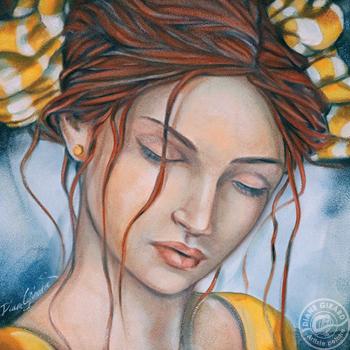 Perle jaune