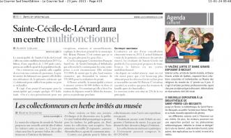 Le courrier sud smartedition le courrier sud 23 janv 2013